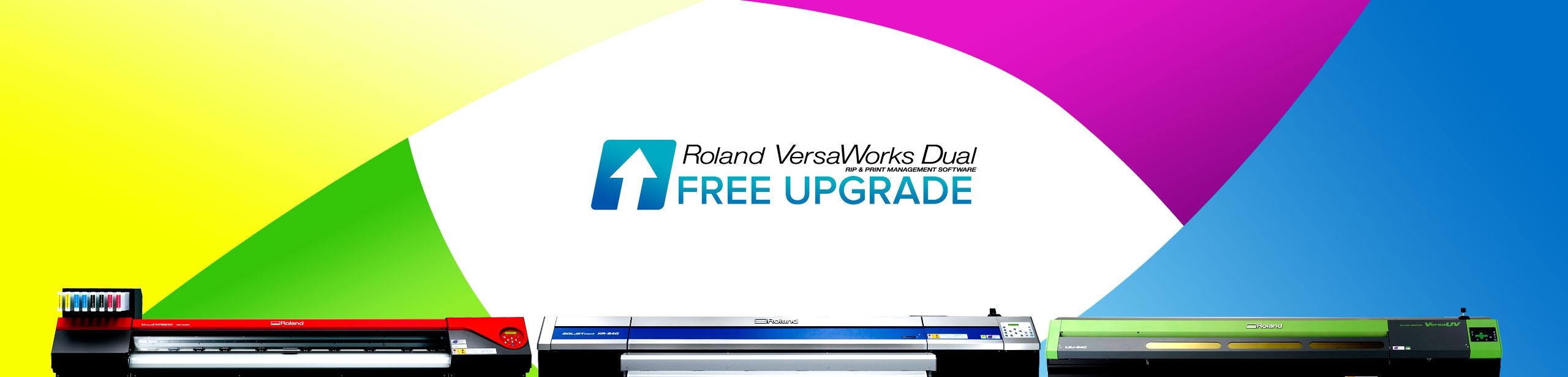 VersaWorks Dual Upgrade