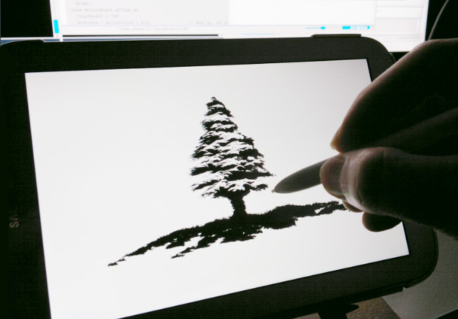 android drawing app