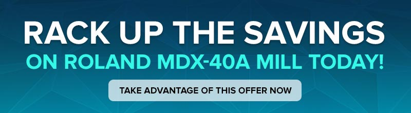 Savings on MDX-40A